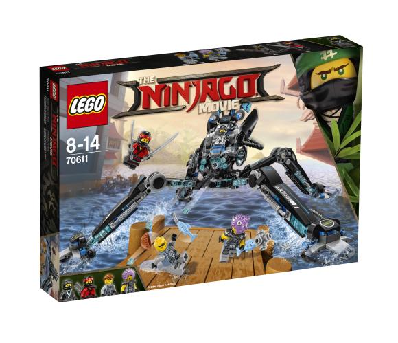LEGO Ninjago Vesiliikur 70611