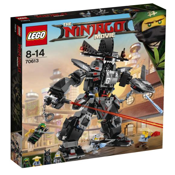 LEGO Ninjago Garma Mecha mees 70613