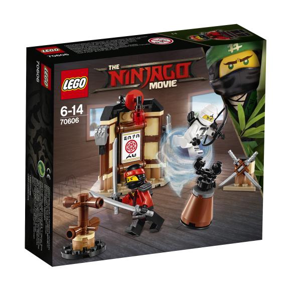 LEGO Ninjago Spinjitzu treening