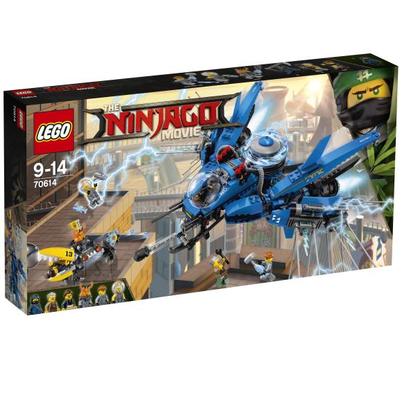 LEGO Ninjago Reaktiivlennuk 70614