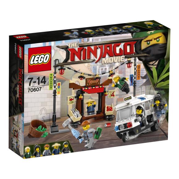 LEGO Ninjago linnajaht