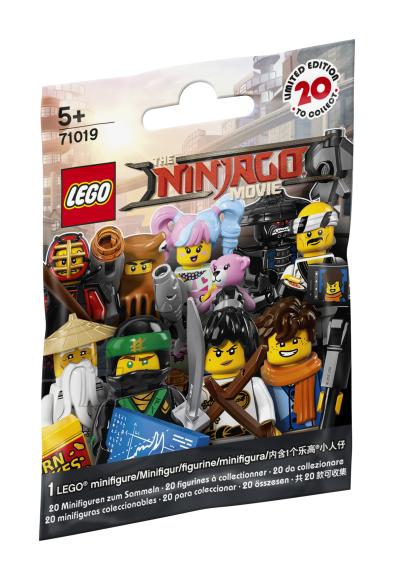 LEGO Ninjago minifiguurid 71019