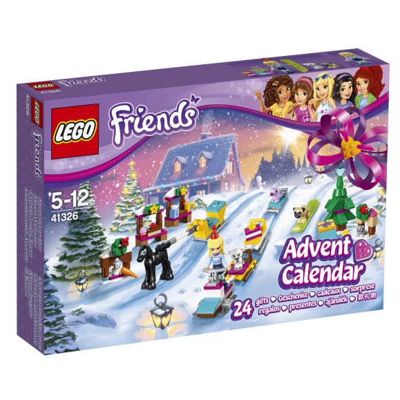 LEGO Friends advendikalender 41326