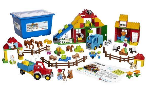 LEGO Education Duplo  Suur farmikomplekt