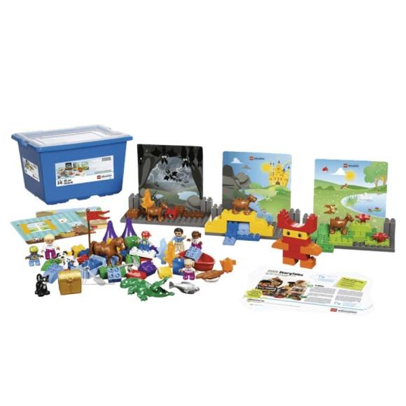 LEGO Education DUPLO Jutuvestja