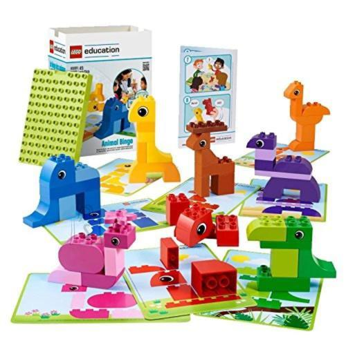 LEGO Education Loomade Bingo