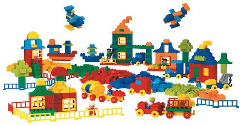 LEGO Duplo Educational XL klotside komplekt