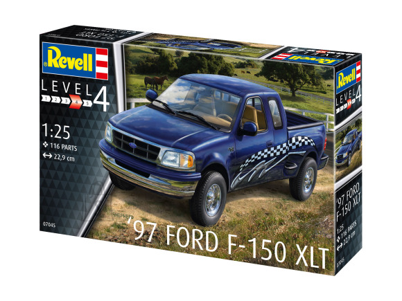 Revell mudelauto '97 Ford F-150 XLT 1:25