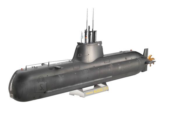 Revell mudesõiduk allveelaev Submarine Class 214 1:144