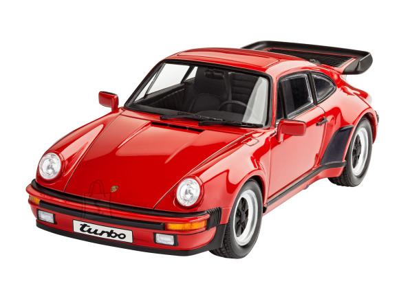 Revell mudelauto Porsche 911 Turbo 1:25