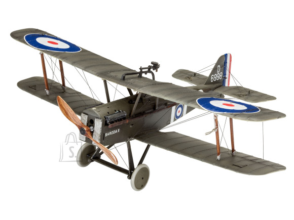 Revell mudellennuk 100 Years RAF: British S.E. 5a 1:48