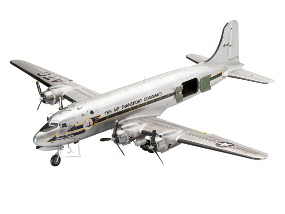 "Revell mudellennuk C-54D Berlin Airlift ""70th Anniv 1:72"
