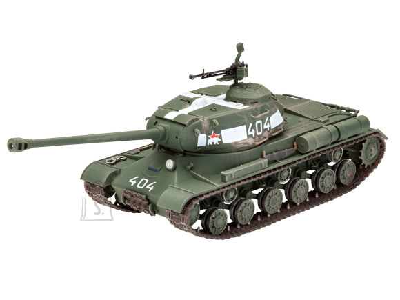 Revell mudeltank Soviet Heavy Tank IS-2 1:72