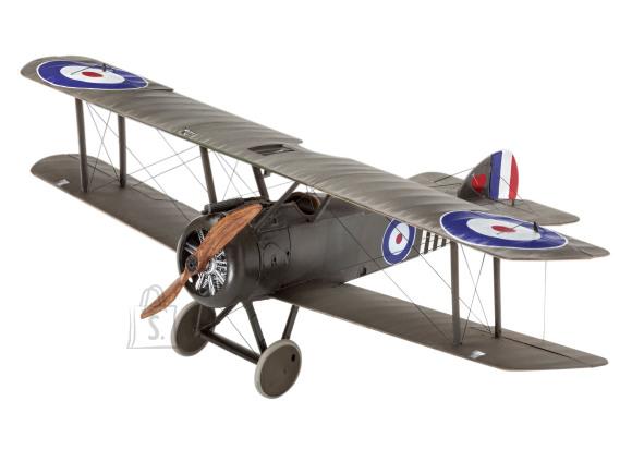 Revell mudellennuk 100 Years RAF: Sopwith Camel 1:48