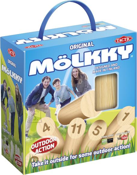 Tactic õuemäng Mölkky