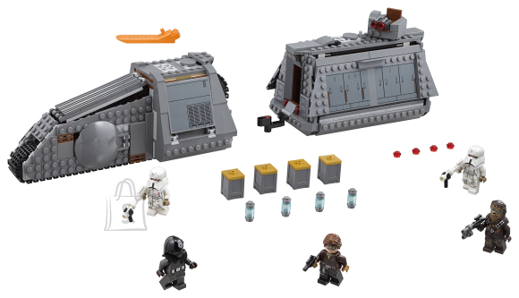 LEGO klotsid Star Wars Imperial Conveyex Transport
