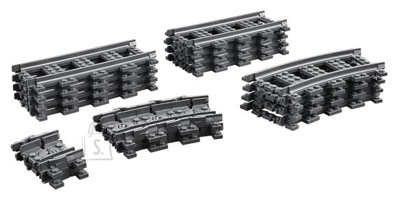 LEGO City Rööpad ja kurvid