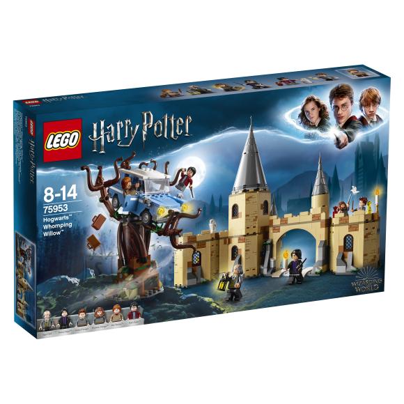 LEGO klotsid Harry Potter Sigatüüka Peksja Paju