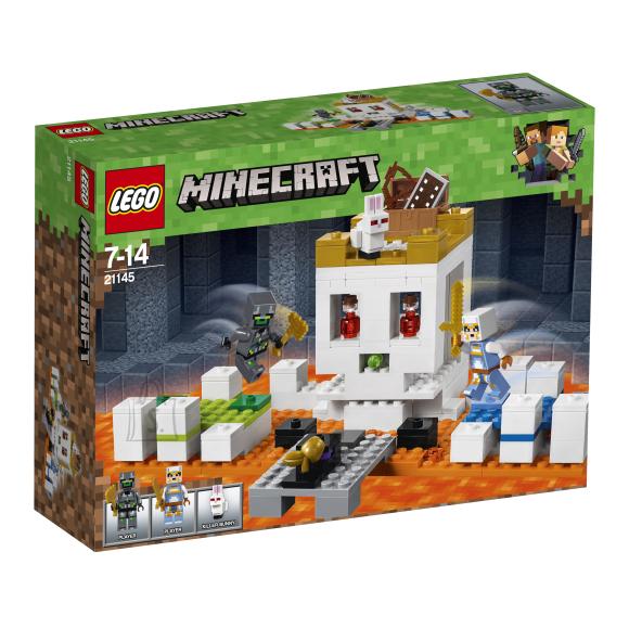 LEGO Minecraft Kolbaareen