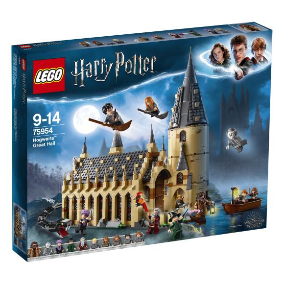 LEGO Harry Potter Sigatüüka suur saal