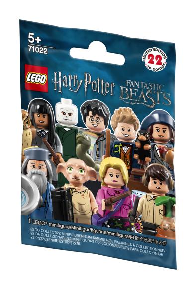 LEGO minifiguurid Harry Potter™ ja fantastilised elukad™