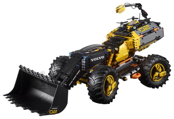 LEGO klotsid Technic Volvo rataslaadur XEUZ