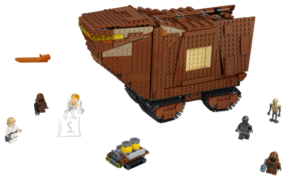 LEGO klotsid Star Wars Sandcrawler