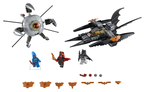 LEGO klotsid Super Heroes Batman™: Brother Eye™ Takedown
