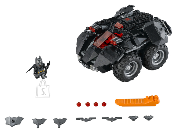 LEGO klotsid Super Heroes App-Controlled Batmobile