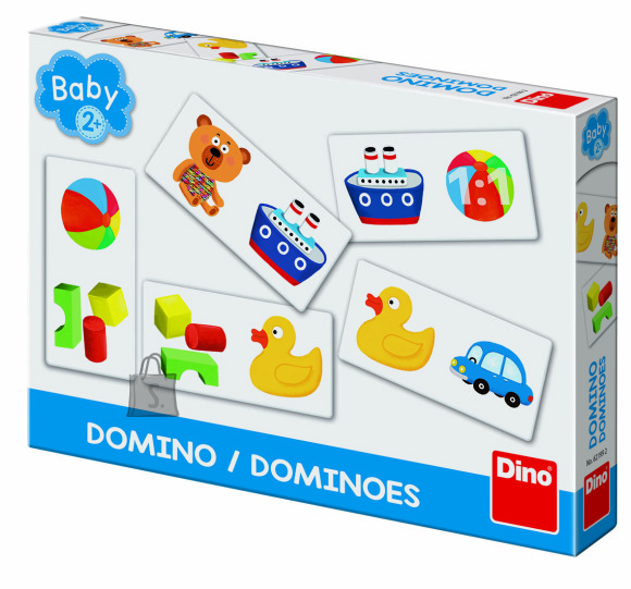 Dino lauamäng Domino