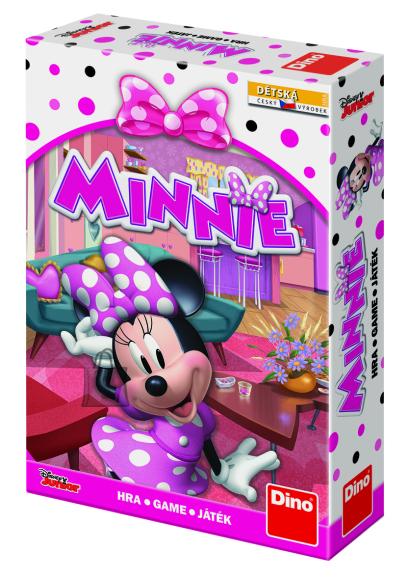 Dino lauamäng Minnie