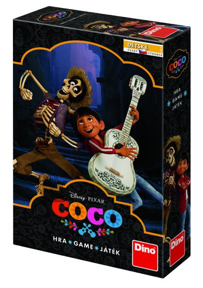 Dino lauamäng Coco