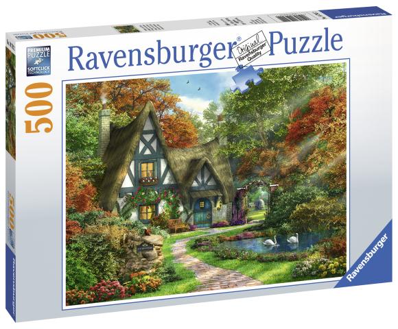 Ravensburger pusle Maamaja sügisel 500tk