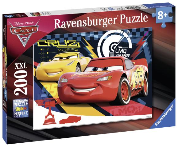 Ravensburger pusle Autod 3 200 XXL tk
