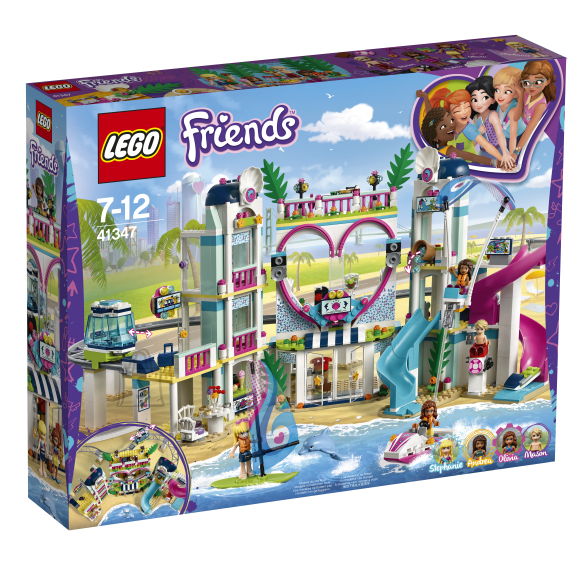 LEGO klotsid Friends Heartlake City puhkekeskus