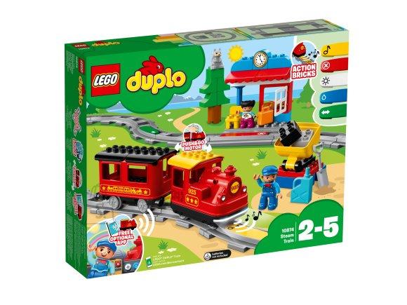 LEGO Duplo klotsid Auruvedur
