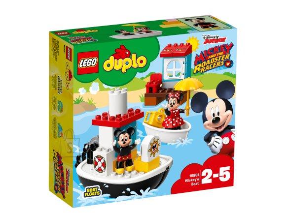 LEGO Duplo klotsid Miki paat