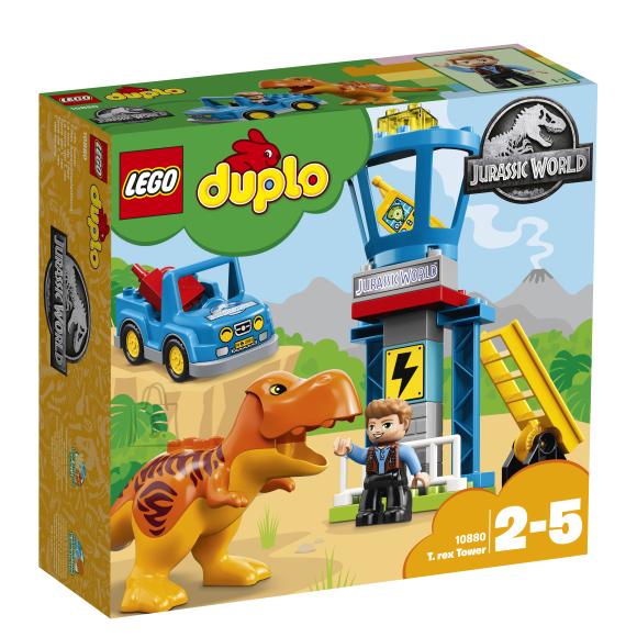 LEGO Duplo klotsid T.Rexi torn