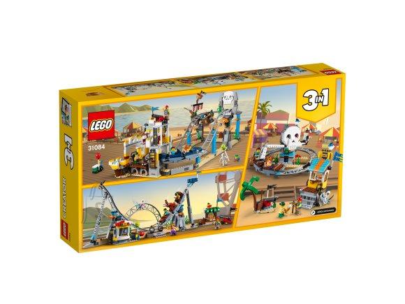 LEGO klotsid Creator Piraadi Ameerika mäed
