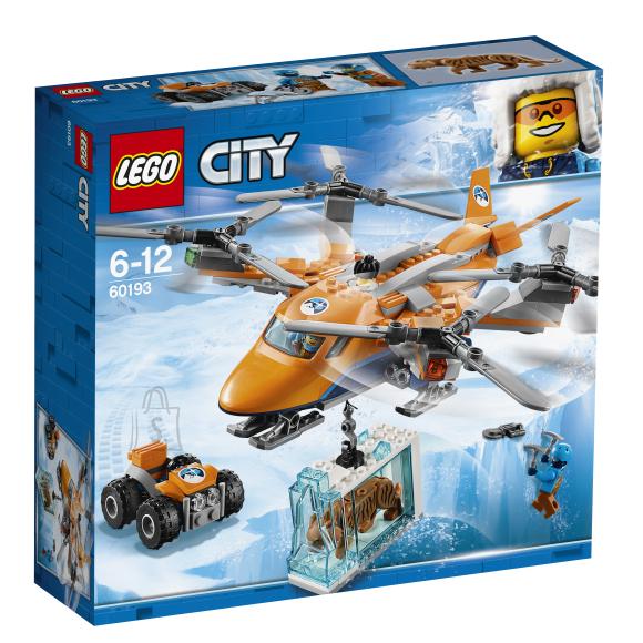 LEGO klotsid City Arktiline õhutransport