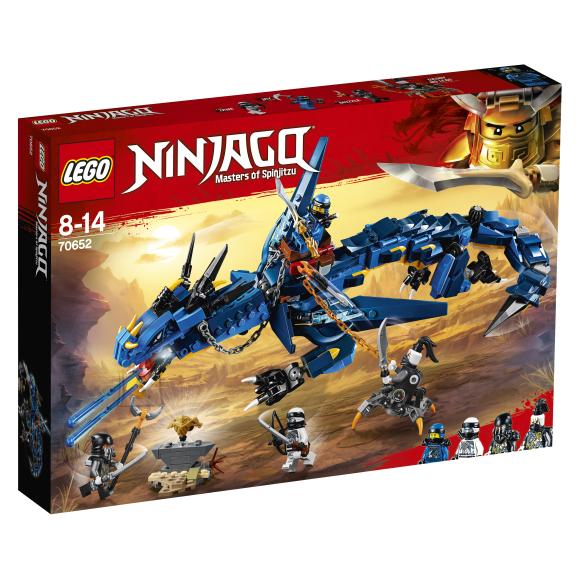 LEGO klotsid Ninjago Tormitooja