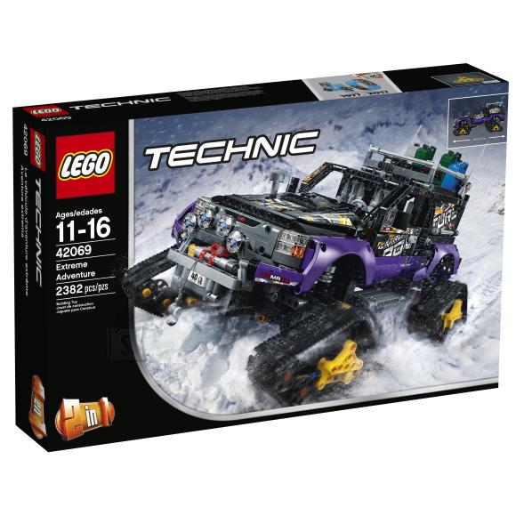 LEGO klotsid Technic Ekstreemne seiklus