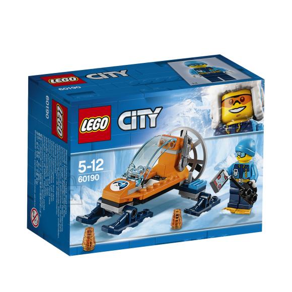 LEGO klotsid City Arktilise jää purilennuk
