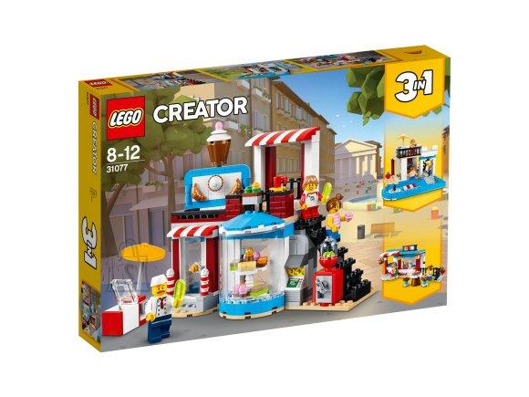 LEGO klotsid Creator Modulaarsed magusad üllatused