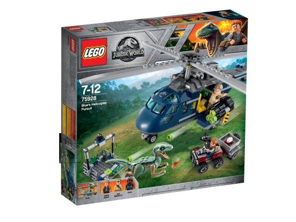 LEGO klotsid Jurassic World Sinise tagaajamine