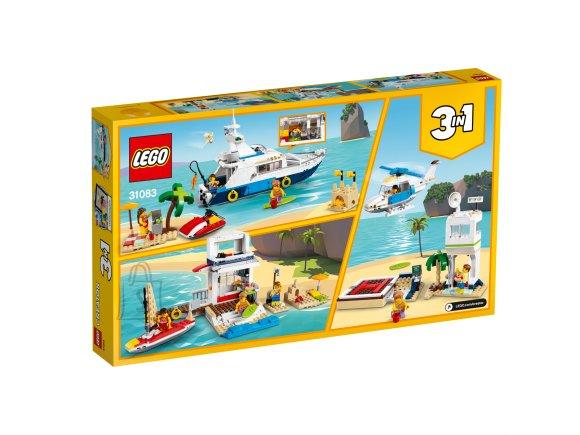 LEGO klotsid Creator Kruiisiseiklused