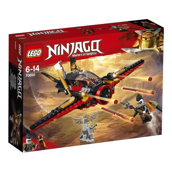 LEGO klotsid Ninjago Saatusetiib