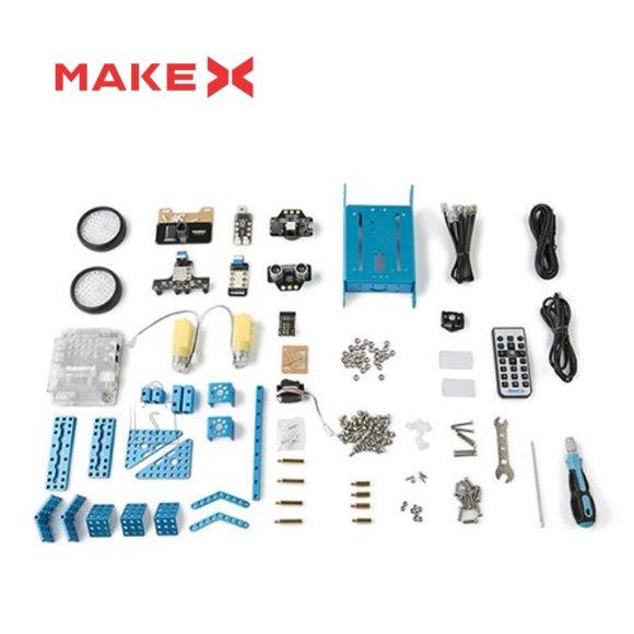 Makeblock MakeX Starter võistluskomplekt (mBot robotiga)