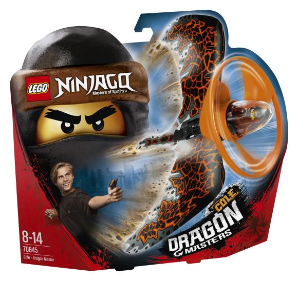 LEGO klotsid Ninjago Cole-draakoni isand