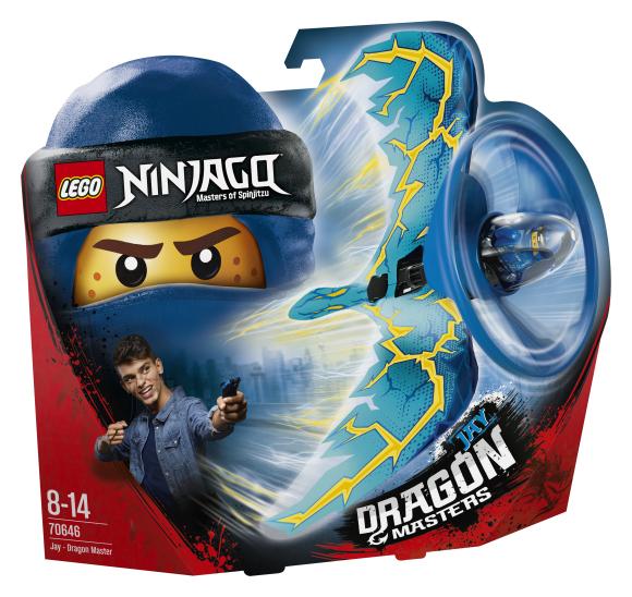 LEGO klotsid Ninjago Jay-draakoni isand